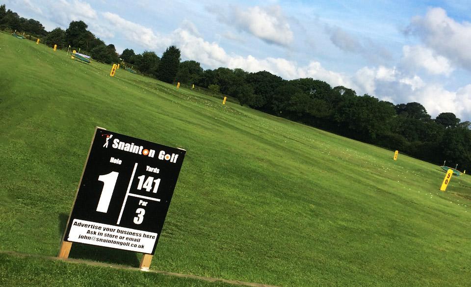 Snainton Golf - Range