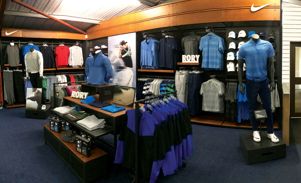 Snainton-Golf-Nike-Stand